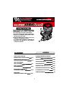 O.S. Speed 12xz Spec II Instruction manual