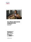 Cisco 2100 Series Configuration manual